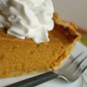 Perfect Pumpkin Pie (King Arthur Flour)