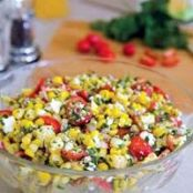 Summer Corn Salsa