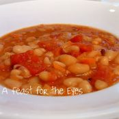 Bean & Bacon Soup