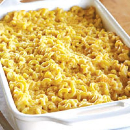 Macaroni and Many Cheeses