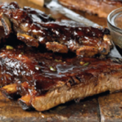 Blackberry-Jalepeno Barbeque Ribs