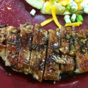 Pork Chops with Honey-Balsamic Glaze