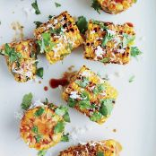 Thai Glazed Corn