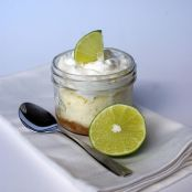 Lime Cheesecake (individual servings)
