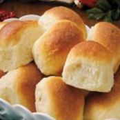 Blue Ribbon Potato Pan Rolls