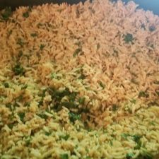 Cilantro Lime Basmati Brown Rice