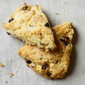 Lemon-Raisin Scones