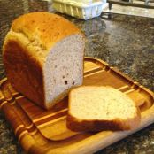 Banana yeast bread for bread machine