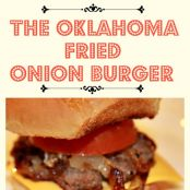 Oklahoma Fried Onion Burgers