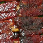 Easy Delicious Crockpot BBQ Ribs