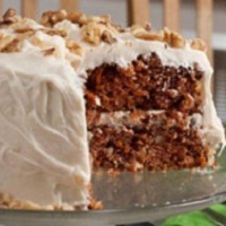 Buttermilk Carrot Cake Recipe 4 5 5