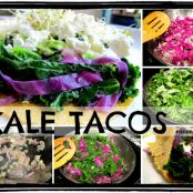Food Babe's Warm & Heavenly Kale Tacos