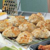 Cheese Garlic biscuits
