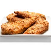 Chicken Breasts Baked with Parmesan