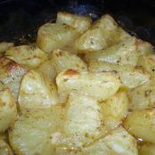 Kevin's Famous Greek-Style Potatoes