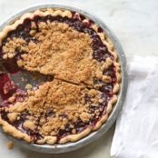 Pie: Blueberry Crumble