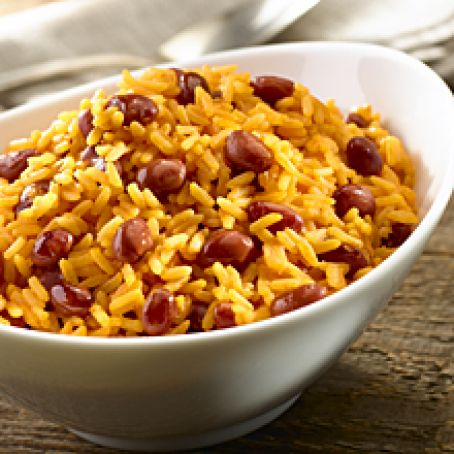 Spanish Red Beans Rice Recipe 4 2 5