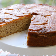 Sweet Potato Upside Down Cake