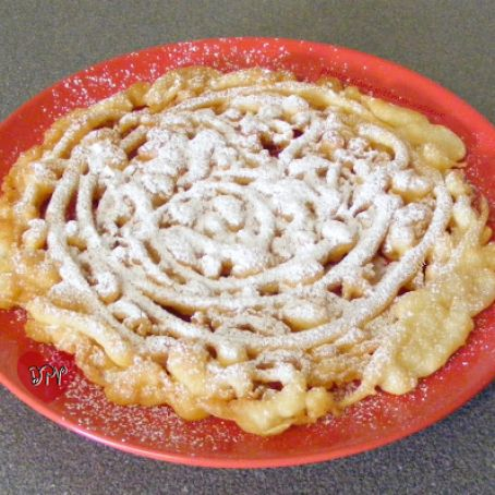 County Fair Funnel Cake