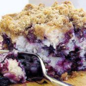 Blueberry Crumb Coffee Cake****