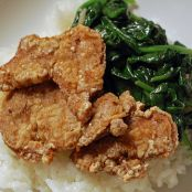 Taiwanese Style Fried Pork Tenderloin