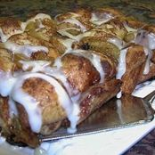 Dutch Oven Apple Strudel Pull Aparts