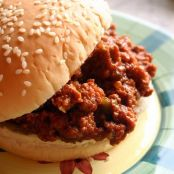 ONION SLOPPY JOE'S