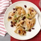 Butternut Squash Tortellini with Brown Butter Sauce (Giada)