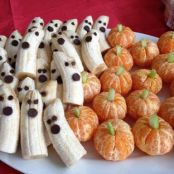 Healthy & Fun Halloween Snacks