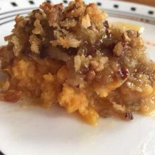 Simple Sweet Potato Casserole