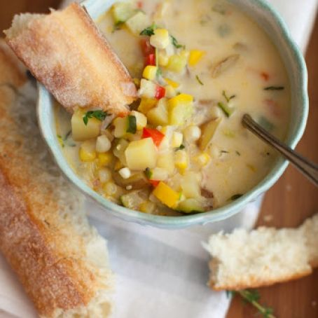 Harvest Corn Chowder
