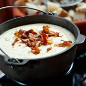 Jack Cheese & Smoky Chipotle Fondue
