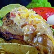Applebee's Tequila-Lime Chicken in Creamy Southwest Sauce