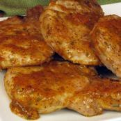 Sweet & Savory Pork Chops