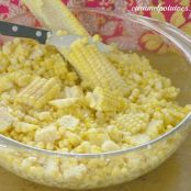 Fresh freeze corn