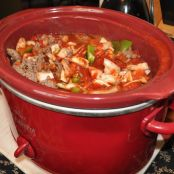 Crockpot Cabbage Roll Casserole