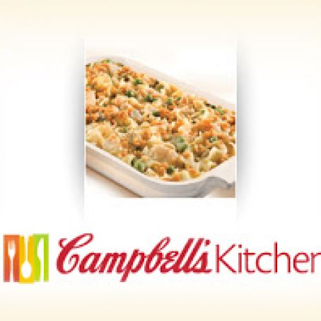 Canned Chicken Noodle Casserole