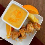 Tropical Fruit Sauce for Chicken