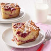 Spiced Cranberry Coffee Cake