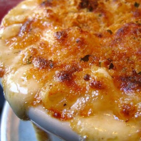 MUSTARDY MAC AND CHEESE (AND CAULIFLOWER)