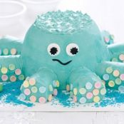 Kid's Birthday Octopus Cake