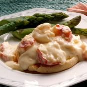 Reduced Calories Lobster Newburg