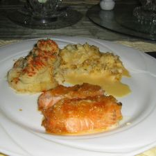 SALMON LA ORANGE           SUE'S