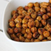 Dill & Sea Salt Roasted Chickpeas