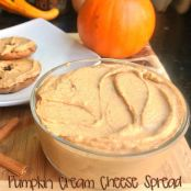 Pumpkin Cream Cheese Spread