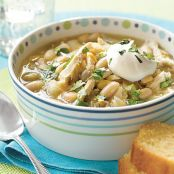 White Chicken Chili Bush's Can Recipe