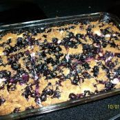 Blueberry Sour Cream Coffee Cake 5pts