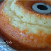 Perfect Pound Cake (7-Up Cake) adapted from The Pioneer Woman