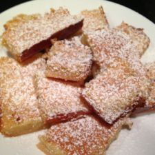 Amy's Lemon Bars