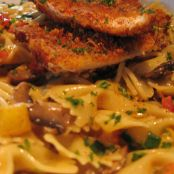 Louisiana Chicken Pasta